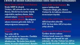 MHP APO gerçeği idam Devlet Bahçeli Abdullah Öcalan