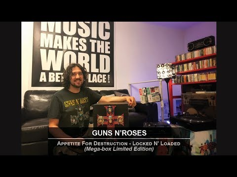"Semm Staff Presenta : GUNS N' ROSES ""Appetite For Destruction"" Locked N' Loaded"