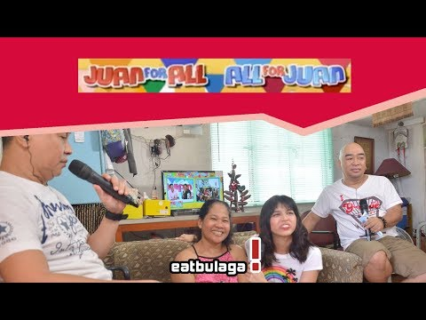 Juan For All, All For Juan Sugod Bahay | February 17,  2018
