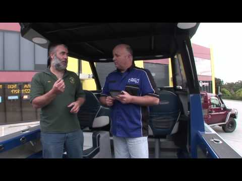 Bright Light Auto Parts Boat Led fitout on Channel 31 with Thats Fishing 2013.mpg