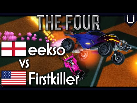 The Four | eekso vs Firstkiller | Week 2 Series 1