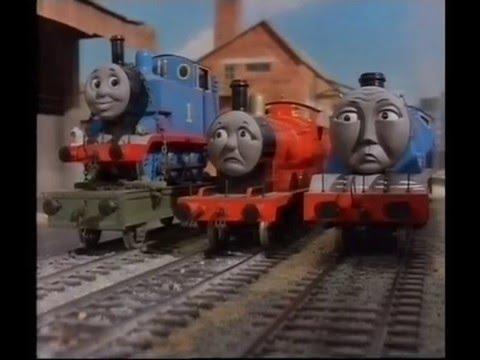 Children's Pre School Compilation - Thomas The Tank Engine & Friends - Trust Thomas