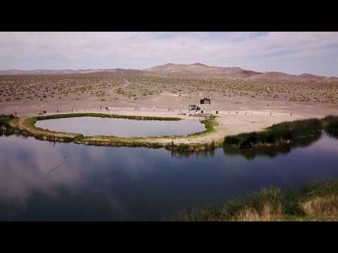 Ghost Towns & Mines: Fish Lake Valley, NV 2017