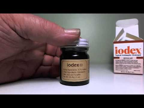 Iodex Ointment Review Youtube