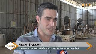 ALKAN PALET ATV EKOPAZAR 14 EKİM 2018