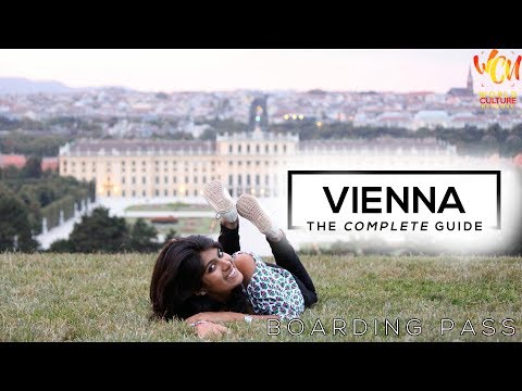 Vienna City Travel Guide | Boarding Pass | ft. Parampara Patil Hashmi | World Culture Network