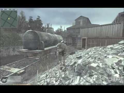 Call of Duty 4 Custom map - WIP - Name TBD