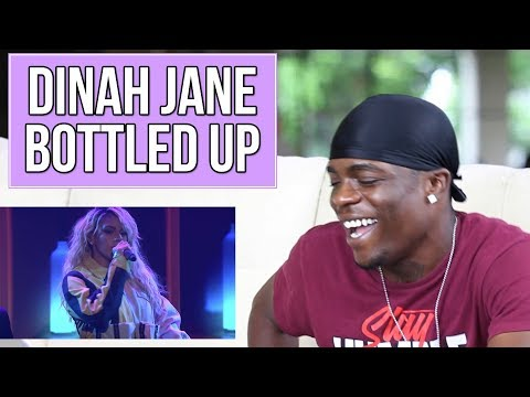 Dinah Jane ft. Ty Dolla $ign and Marc E. Bassy: Bottled Up | Osos Reaction