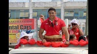 Jason Taumalolo - Mate Ma'a Tonga Parade