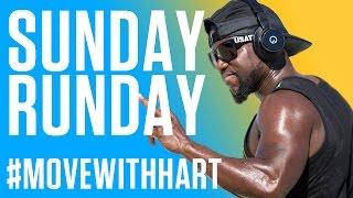 Sunday Positive Vibes & Runday!   Kevin Hart