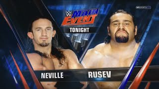 WWE Main Event - 10/28/2015 - 28th October 2015 Highlights