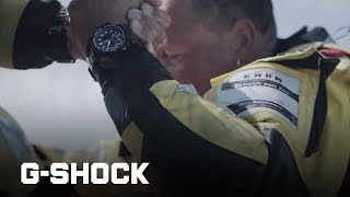 CASIO G-SHOCK GULFMASTER Interview with KNRM