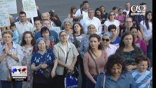 Rugăciune pentru națiunea română în Piața Victoriei