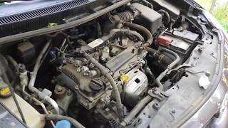 Toyota Auris 1.33 1NR-FE tapping noise