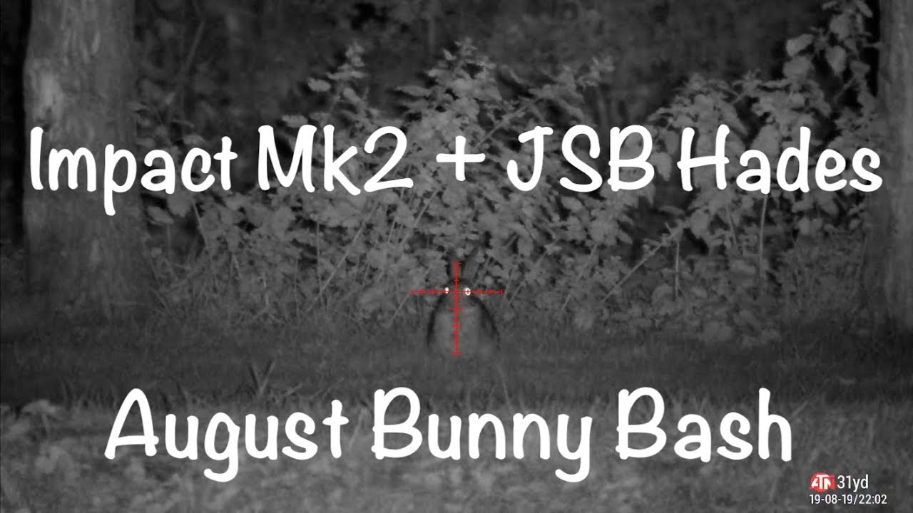 #15 Impact MK2 + JSB Hades - August Bunny Bash