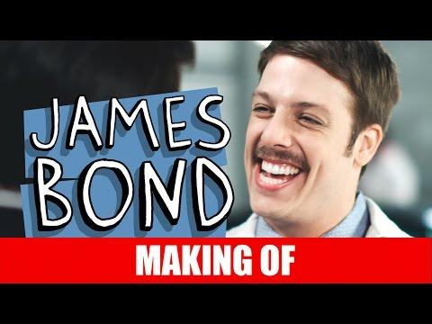Making Of – James Bond