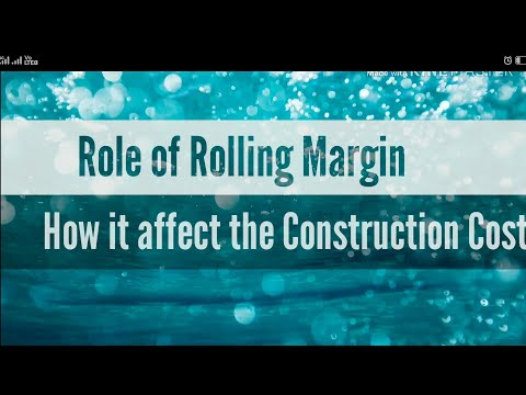 Rolling Margin Of Steel With Example Of Cost Facts