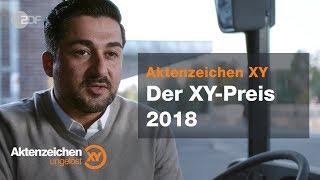 XY-Preis 2018 - Aktenzeichen XY | ZDF