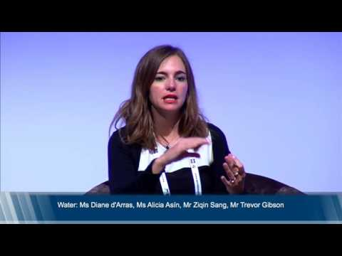 World Smart City Forum Session 2 -  Water