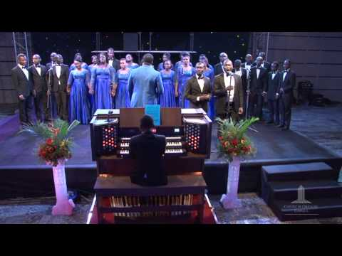 An Organ Concert with Andrè Van Vliet, Accra -  The Harmonious Chorale
