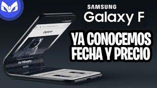 Galaxy F PLEGABLE ESTA CERCA ! FECHA PRECIO Y MAS DETALLES!