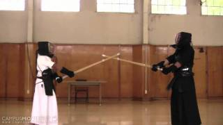 Life and Sparring: A Kendo story