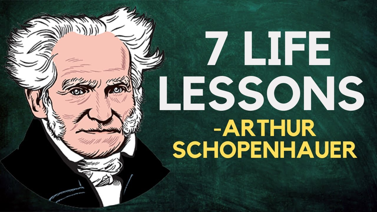 7 Life Lessons from Arthur Schopenhauer (The Philosophy of Pessimism)