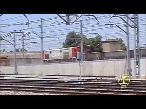 FGC Ferrocarrils De La Generalitat de Catalunya. Trenes de mercancías. 11ª Parte.
