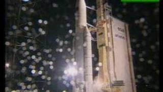 'Jules Verne' ESA ATV launch !!