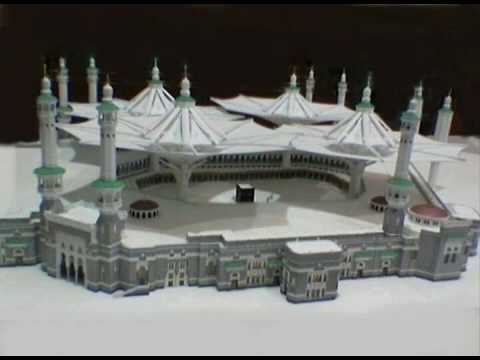 New Expansion Project on Masjid Al Haram Travel Video