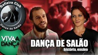 VIVAA DANÇA T01E05 - DANÇA DE SALÃO - HISTÓRIA, ENSINO
