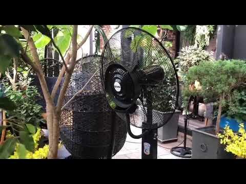 Вентилятор напольный с увлажнителем воздуха +7(961)401-72-69