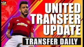 Manchester United secure 'total agreement' for Bruno Fernandes? Man United Transfer News