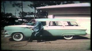 CLASSIC COMMERCIALS - 1955 FORD with ERNIE KOVACS