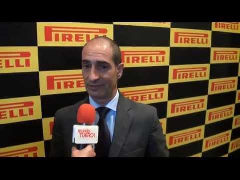 Pirelli ingresa al Perú