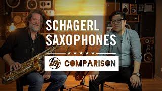 Schagerl Saxophones | Better Music