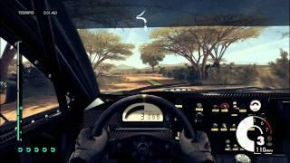 Dirt 3 Gameplay PC ATI 4670