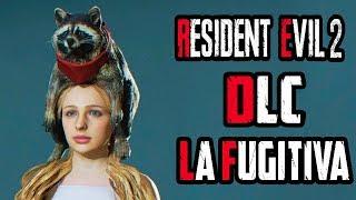 La Fugitiva DLC COMPLETO   Resident Evil 2 Ghost Survivors   Re 2 Remake