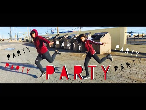 Party - Chris Brown ft.Usher & Gucci Mane | Hali & Roel Video !