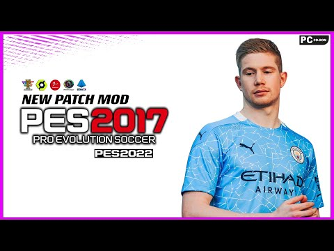 Download PES 2017 PATCH NEW MOD 2022 v3 AIO MAY   NEXT SEASON PATCH 2021/2022   PC