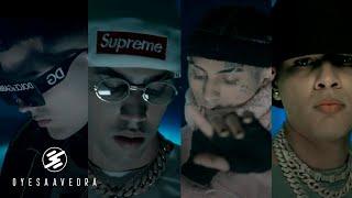 Смотреть клип Javiielo, Brytiago, Khea, Omy De Oro - Pa Los Gustos Los Colores Remix