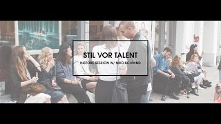 Stil vor Talent Instore Session w/ Niko Schwind(, 2016-06-09T22:22:01.000Z)