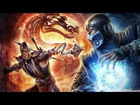 Mortal Kombat - FILME - Modo História COMPLETO com Legendas em Português do Brasil