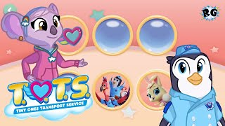 TOTS: Servicio de entrega de animalitos -Whats Goes Together / Que va de la Mano - Disney Junior