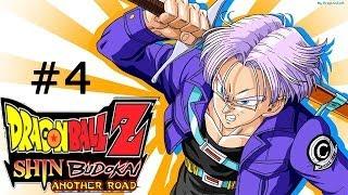 DBZ: Shin Budokai Another Road - Chapter 4【HD】