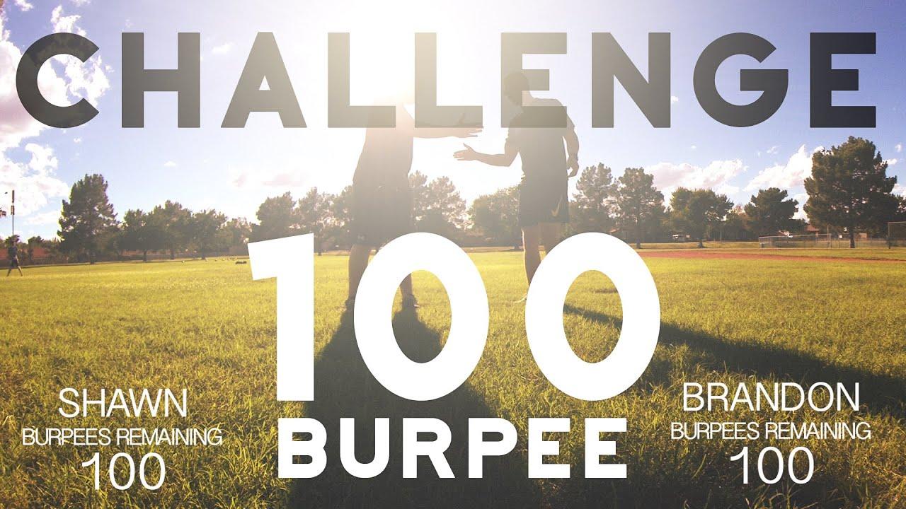 100 burpee challenge youtube 100 burpee challenge malvernweather Gallery