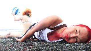 世界一運の悪い男が挑むスーパー海水浴 Die easy|A Good Day to Die Hard SEA thumbnail