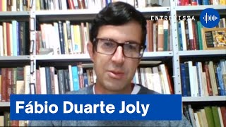 Entrevista com Fábio Duarte Joly (UFOP)