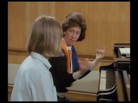 Dinorah Varsi Dinorah Varsi Masterclass Hamburg 1987 Excerpt YouTube