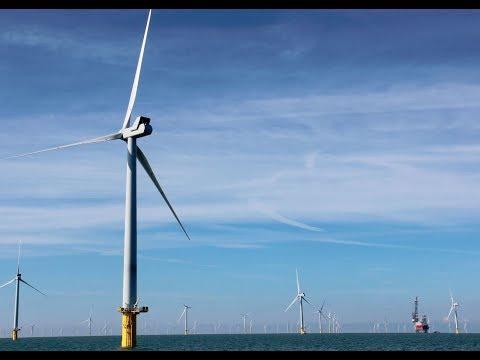 Rampion Offshore Windfarm - Brighton's biggest fans set to power Sussex